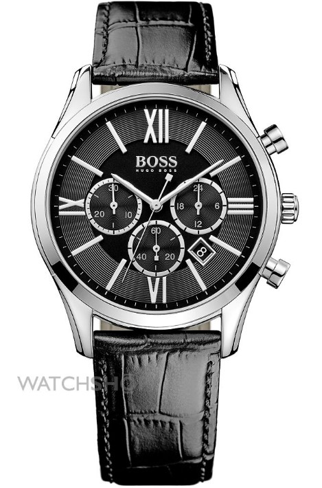 Hugo Boss Ambassador Exclusive Watch