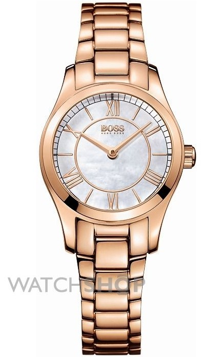Hugo Boss Ladies Rose Watch