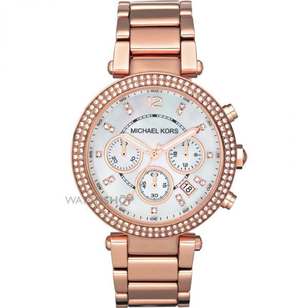 Michael Kors Ladies' Parker Chronograph Watch