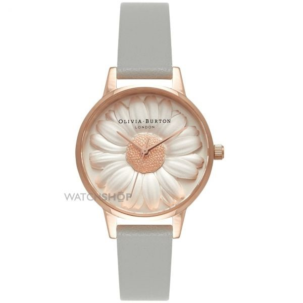 Olivia Burton Ladies' Flower Show Watch