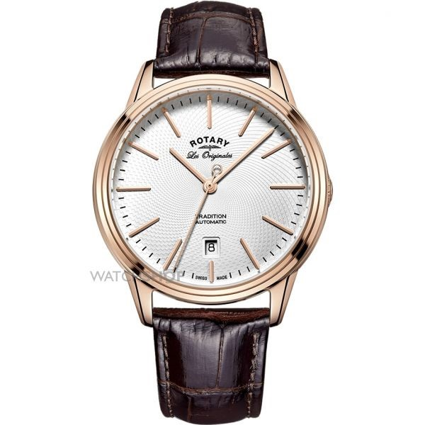 Rotary Men's Swiss Made Tradition Automatic Watch