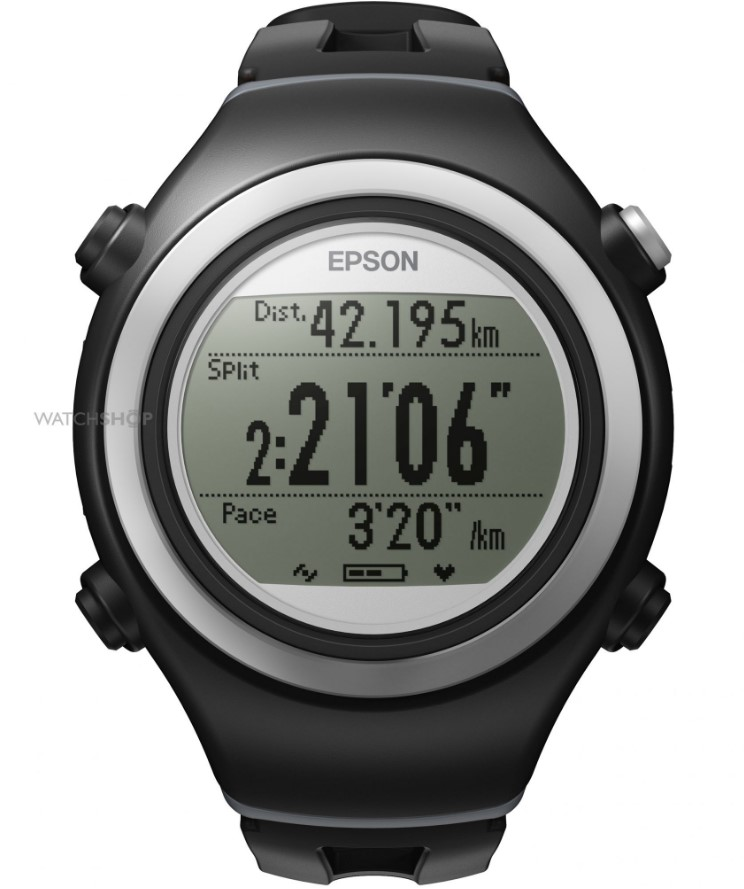 Epson Unisex Runsense SF-510F Watch