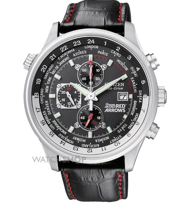 Citizen-Red-Arrows-World-Time-watch