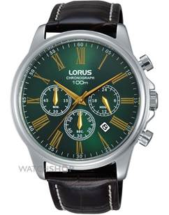 stunning men's chronograph from Lorus