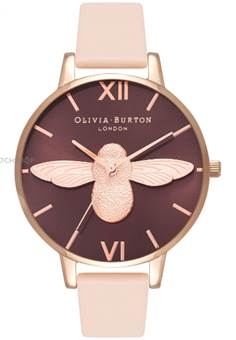 Olivia Burton Moulded Bee Watch