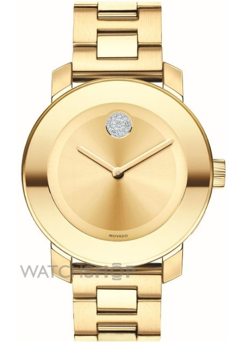 Movado Ladies Bold Watch