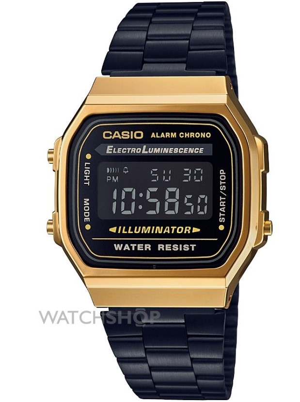 classic casio leisure watch