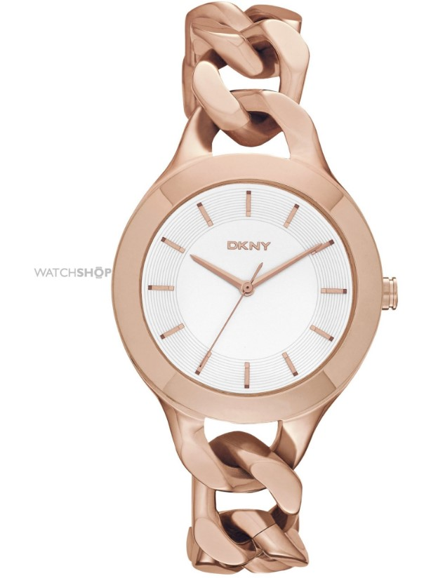 DKNY Ladies Chambers watch