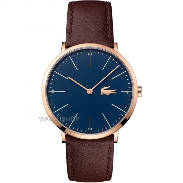 Lacoste Mens Slim Moon Watch