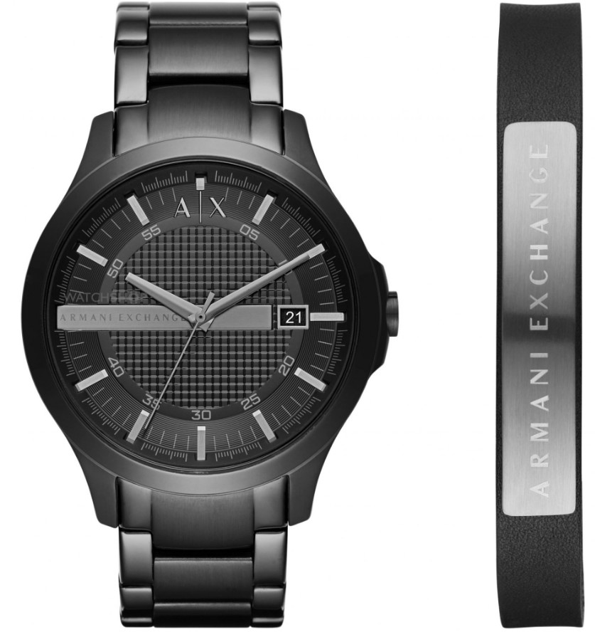 Armani Exchange Men's Gift Set Watch
