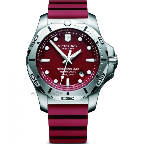 Victorinox Swiss Army Men's I.N.O.X. Professional Diver Watch