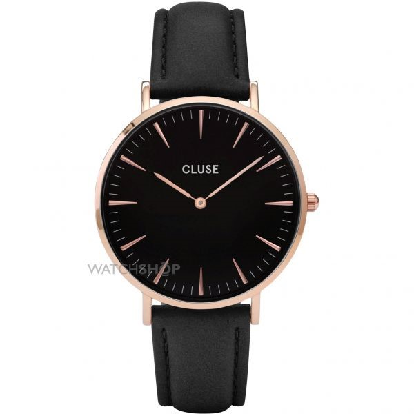 Cluse La Boheme Leather Watch