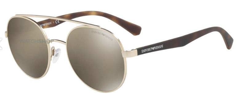 Emporio Armani Men's EA2051 Sunglasses