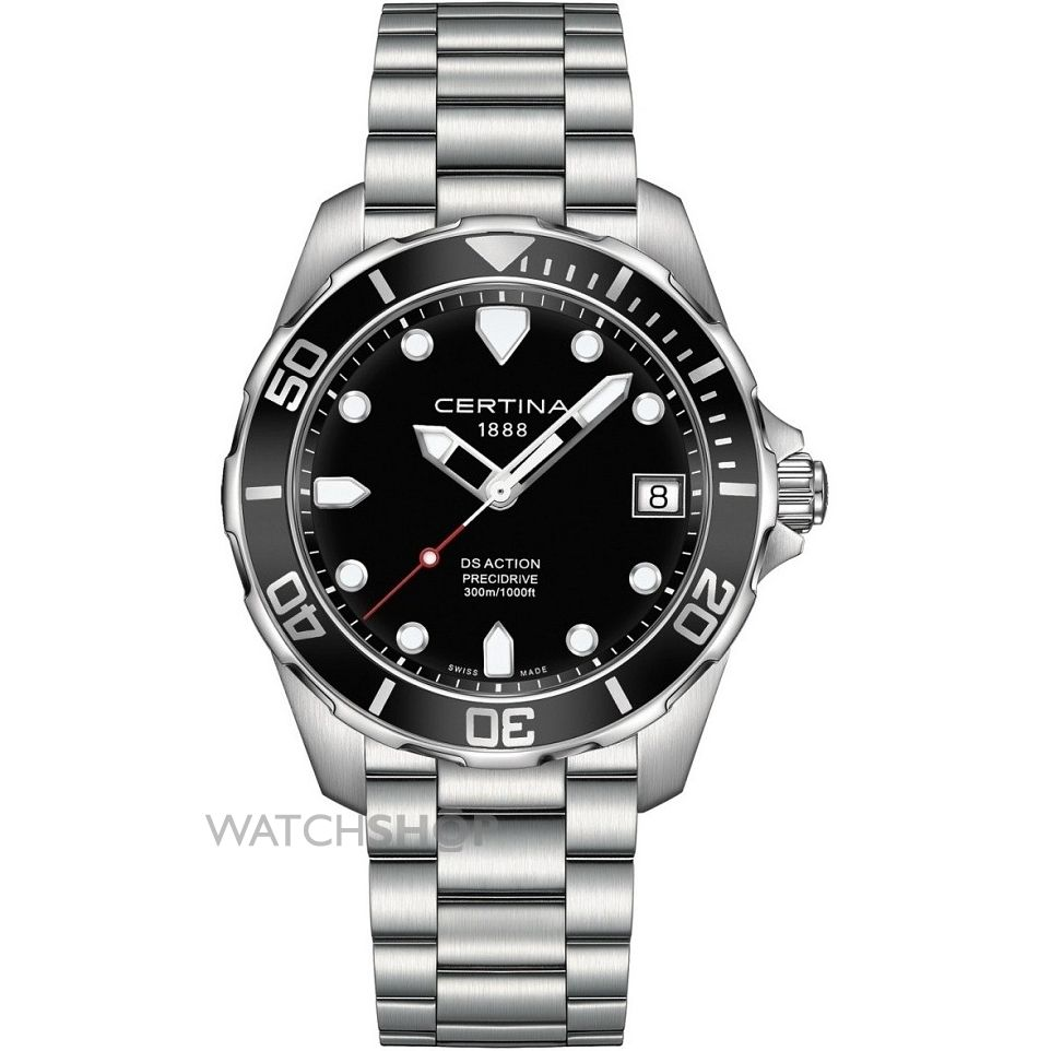 Certina DS Action Precidrive watch