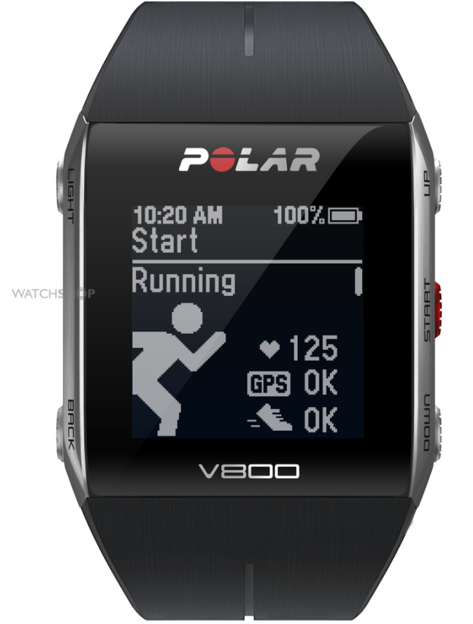 Polar V800 watch