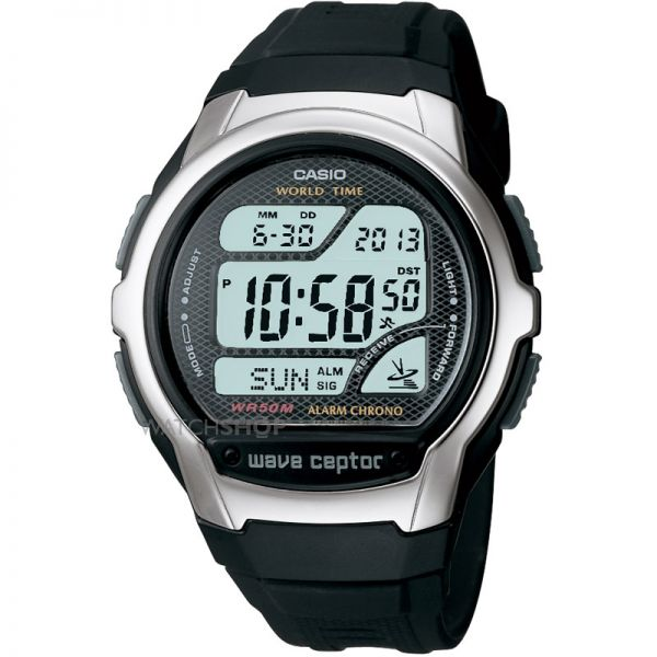 Casio Wave Ceptor Radio Controlled Watch