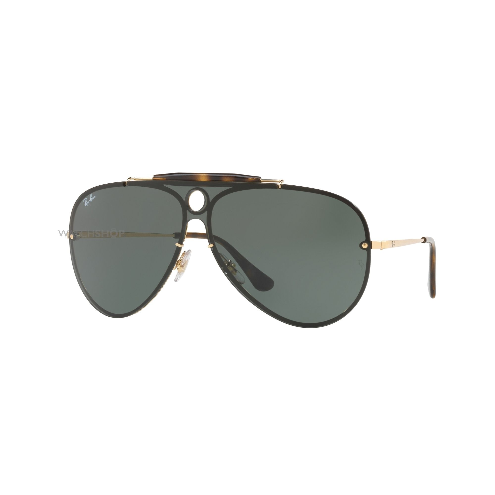 ray ban blaze shooter sunglasses