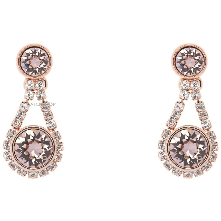 ted baker storm crystal chain earring