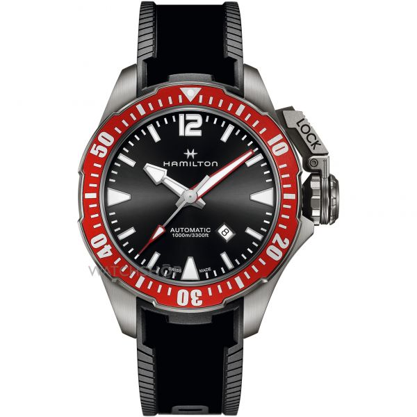 Khaki Frogman Watch