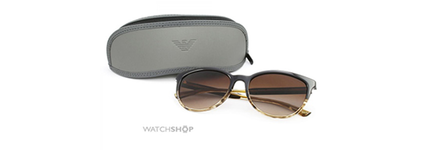 4f2921924eb9 Under the spotlight: Emporio Armani sunglasses - Watch News ...