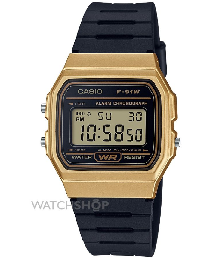 Casio Unisex Classic Collection Alarm Chronograph Watch