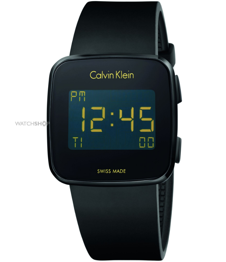 Calvin Klein Unisex Future Watch