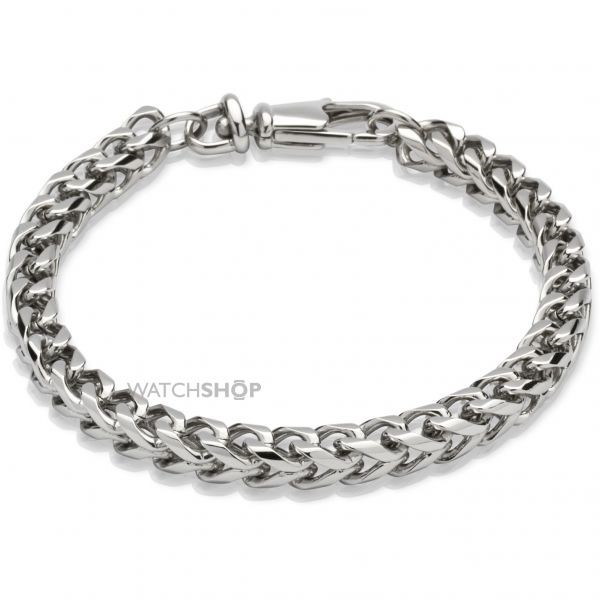 Unique & Co Men's Unique & Co Stainless Steel Bracelet