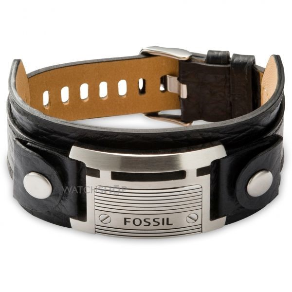 Fossil Jewellery Men's Stainless Steel Casual Bracelet