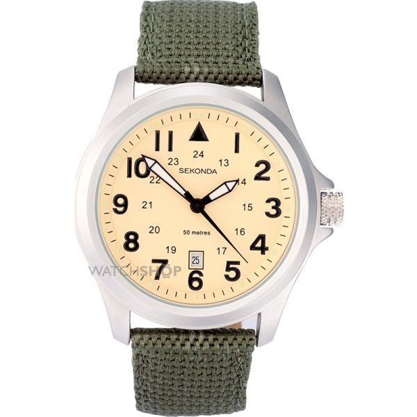 Sekonda Aviator watch