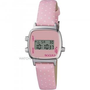 Tikkers Ladies' Alarm Chronograph Watch