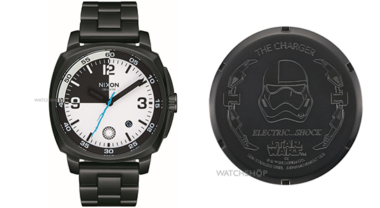 Nixon Men's The Charger Star Wars Executioner Watch