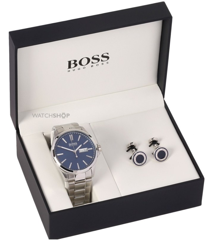 Hugo Boss Men's Gift Set Watch