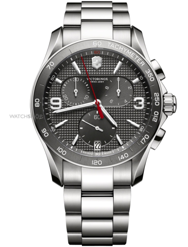Victorinox Swiss Army Men's Chrono Classic Chronograph Watch