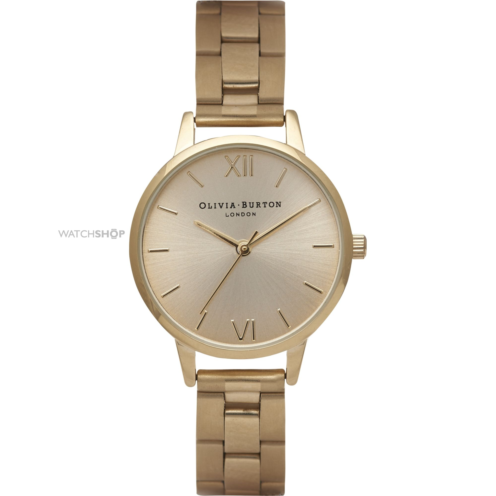 Olivia Burton Ladies' Midi Dial Watch