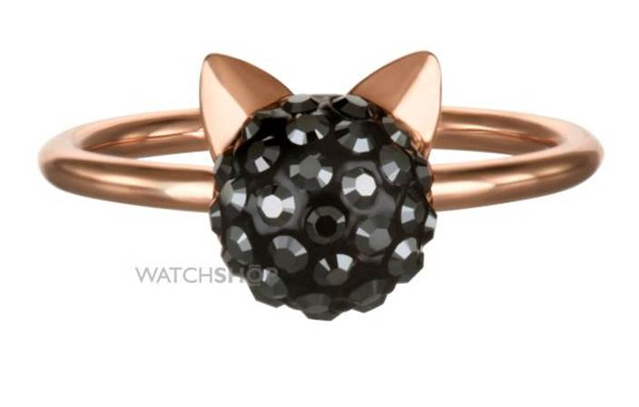 Karl Lagerfeld Choupette ring