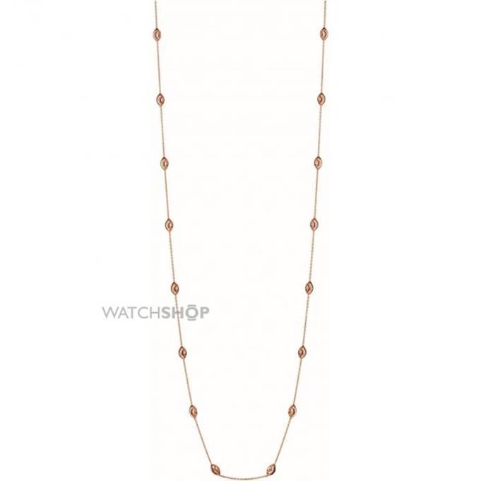 Links of London sterling silver beaded necklace
