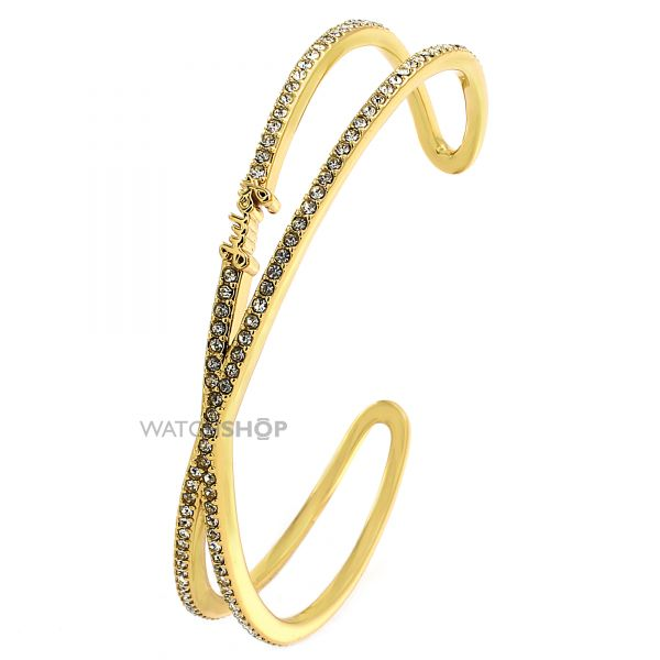 Juicy Couture gold-plated bracelet