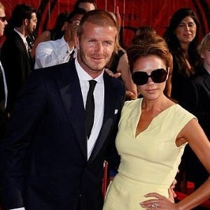 Beckhams to sell off their wardrobe in aid of charity