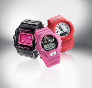 Colourful watches from Breo, Nautica and Casio in this summer, says expert
