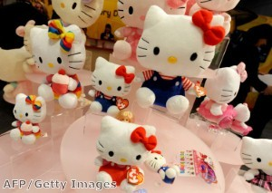 Hello Kitty watches 'great for kids'