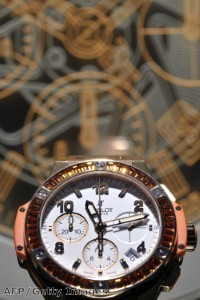 Luxury watches 'will continue to sell in 2012'