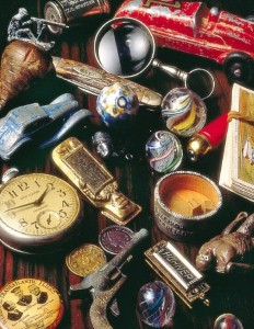 Pocket watches cast an eye on the past