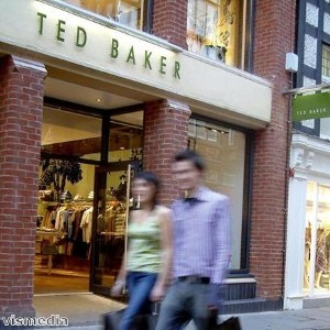 Ted Baker watches ''eye-grabbing''