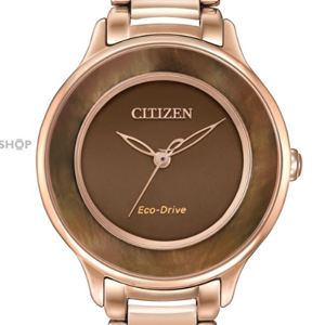 Under the spotlight - Citizen watches