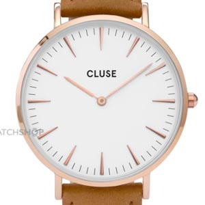 Under the spotlight: Cluse watches