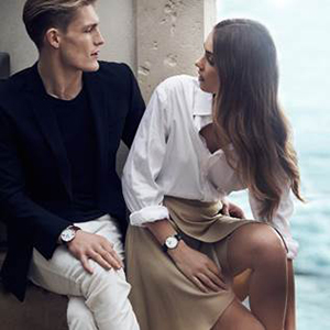 Under the spotlight: Daniel Wellington watches
