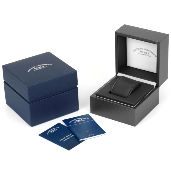 Official Muhle Glashutte presentation box