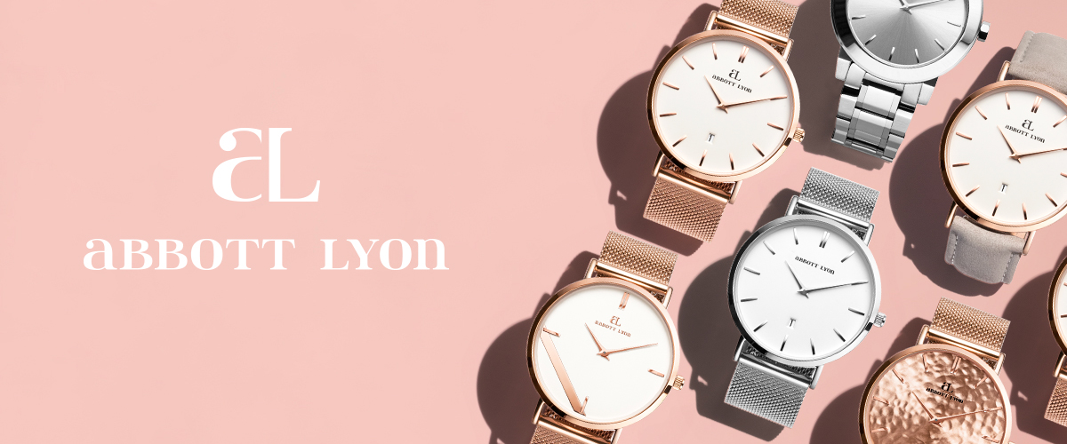 Abbott Lyon watches and jewellery