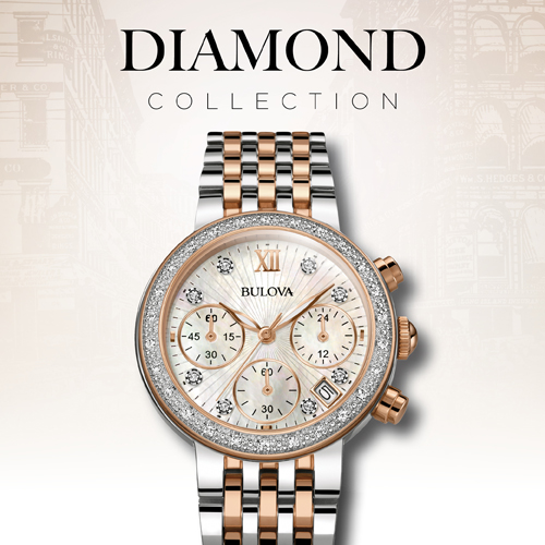 BULOVA DIAMONDS COLLECTION