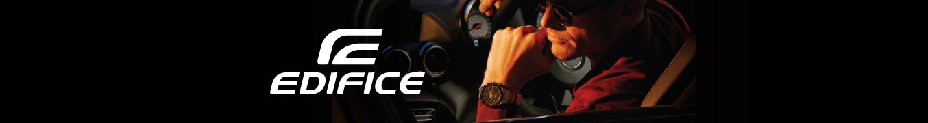 Casio Edifice Watches